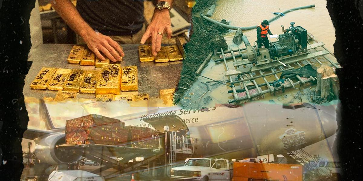 <h6>Los pagos bajo sospecha de acopiadora de oro de EE.UU. a empresas peruanas investigadas por lavado y minería ilegal</h6><style>h6 {margin:0}</style>