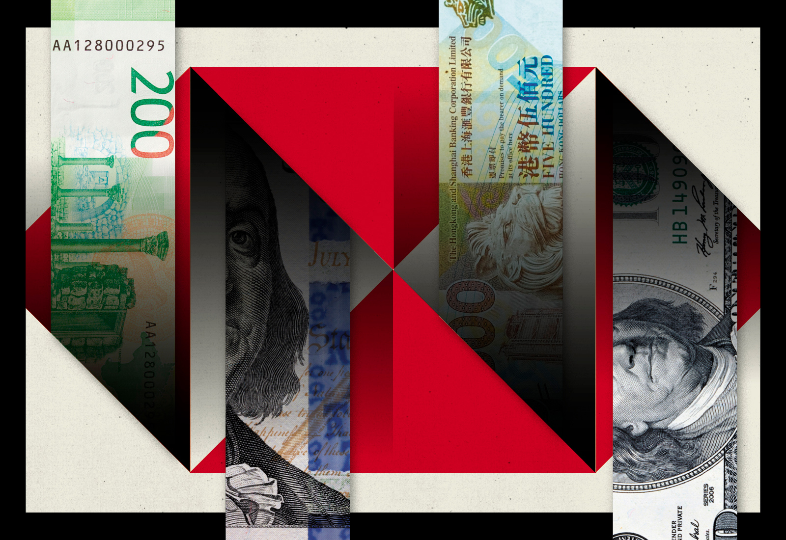 HSBC colaboró en una masiva estafa Ponzi