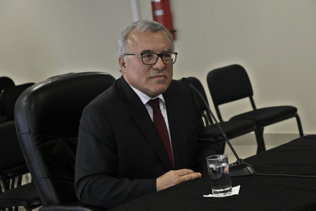 Juez Ricardo Vinatea. (Foto: CNM)