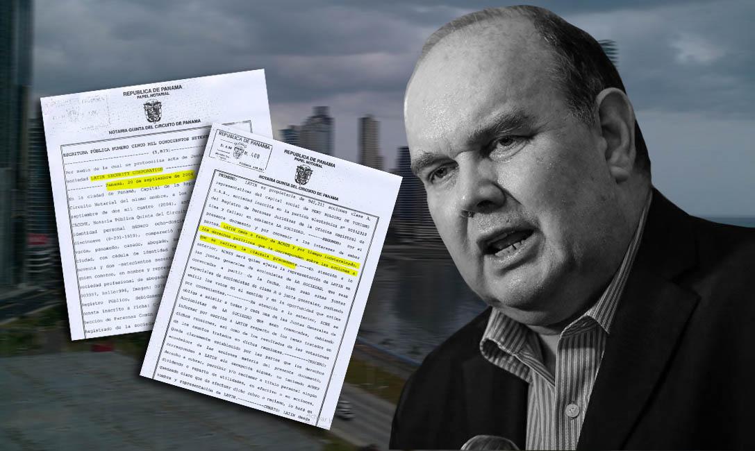 López Aliaga y los Panama Papers | IDL Reporteros