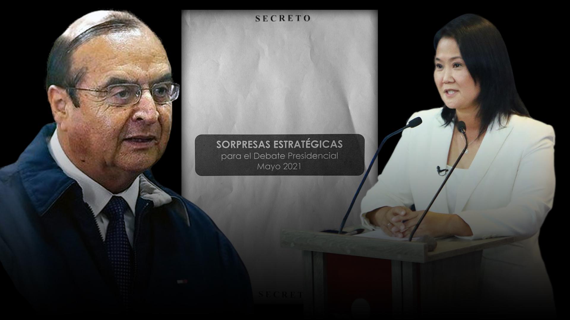 El documento secreto de Montesinos