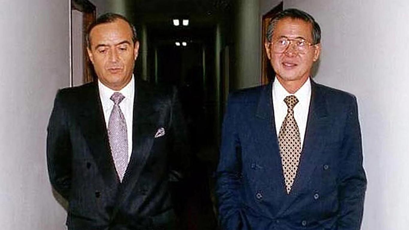 Montesinos, Fujimori y los Estados Unidos