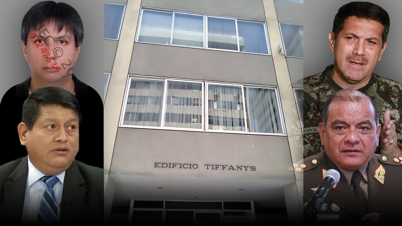 Reunión en Tiffany's