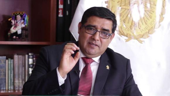 Rodríguez Monteza:<br> Audiencia de destitución