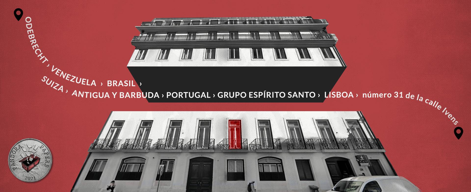 Banco Espírito Santo blanqueó el botín de El Troudi